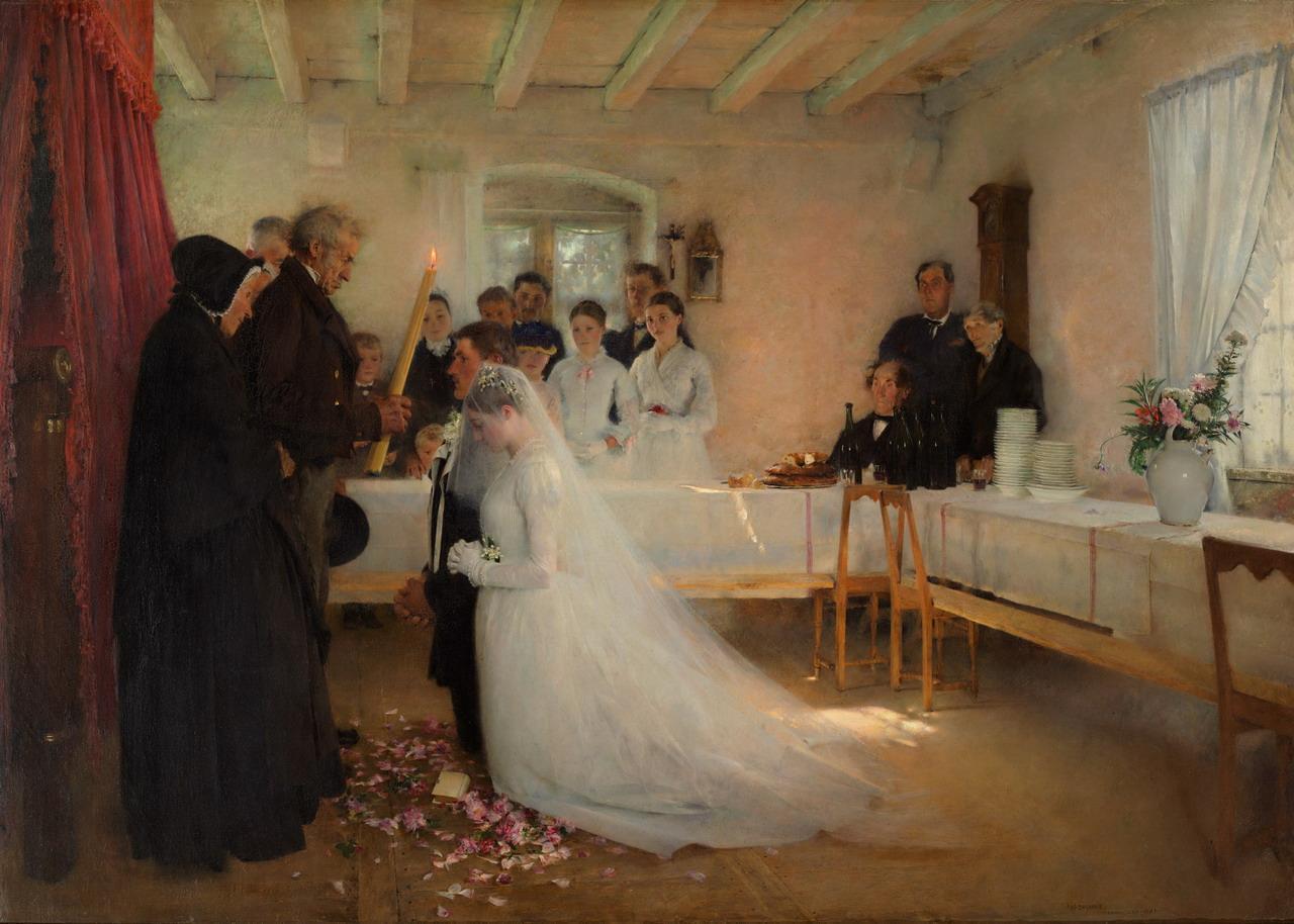 Какой иконой благословить дочь перед свадьбой фото