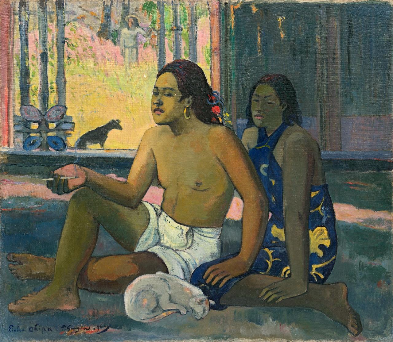 an introduction to the life and art of paul gauguin Art in theory 1900 - 2000: paul gauguin: letter to fontainas 1899 art & language: editorial introduction to art-language 1969.