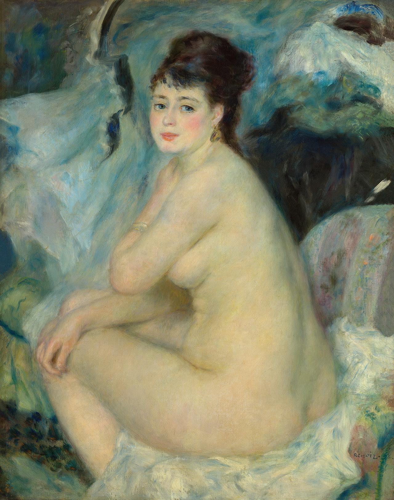 female nude erotica